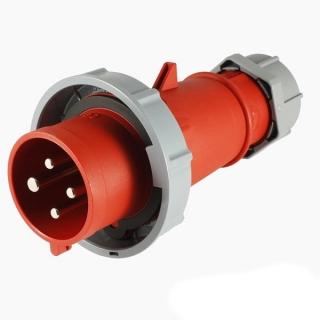 Power Plug 3 pinos + terra 440V