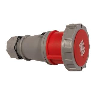 Acoplador Plug 3P+ Fêmea 32A-3h - Universal